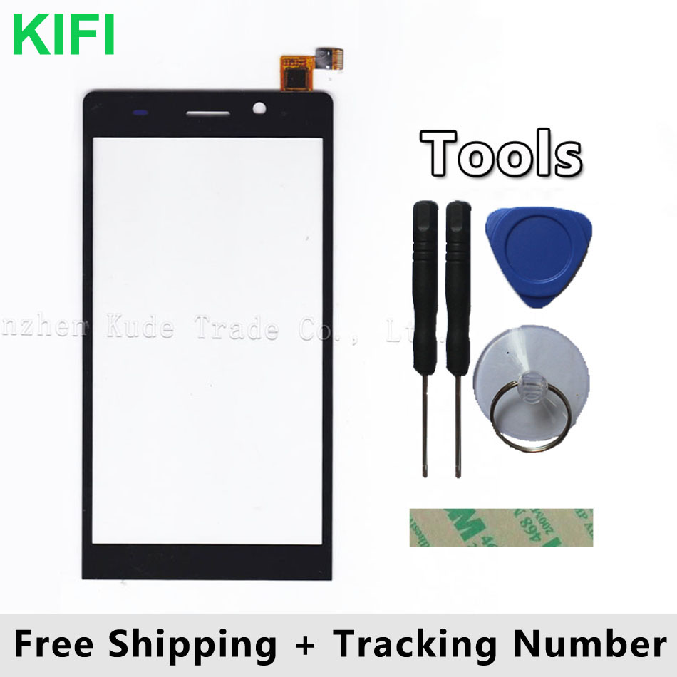 KIFI QC PASS highscreen thor Için Dokunmatik Ekran Digitizer Cam Panel TRULY-E 14136