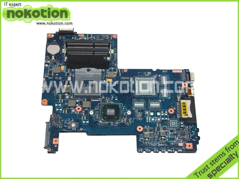 Toshiba Satellite C675 NOKOTION Laptop anakart Intel hm65 DDR3 PN H000033480 08N1-0NA1J00
